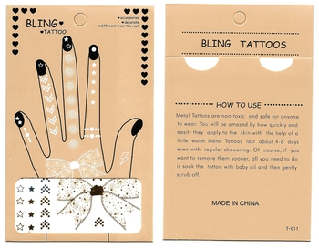 Image Hand & Finger Bling