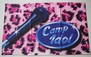Image Camp Idol Pillow Case