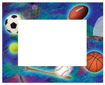 Image Sports Autograph Frame