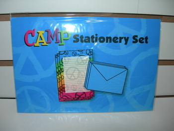 Image Stamp Stationery Set