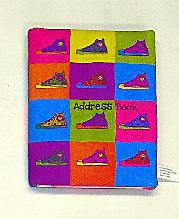 Image Sneaker Address Book