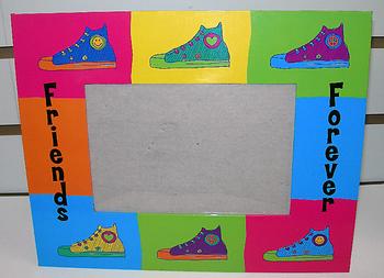 Image Fun Sneaker Autograph Frame