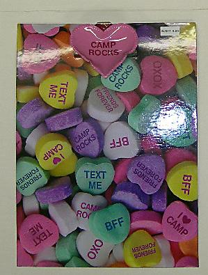 Image Sweet Heart Camp Clipboard