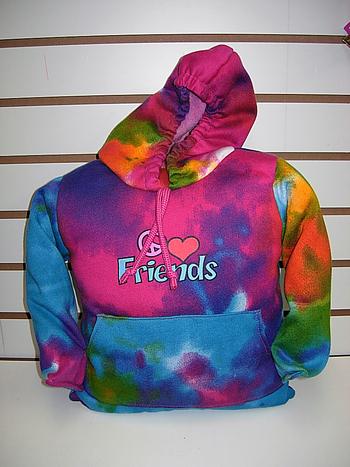 Image BJ543 Friends Sweat Shirt Autograph Pillow