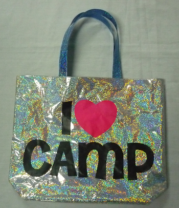 Image Metallic I 3> Camp Tote Bag