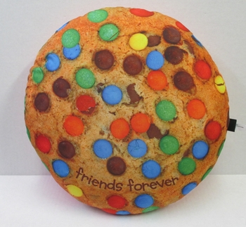 Image Cookie  Autograph Pillow