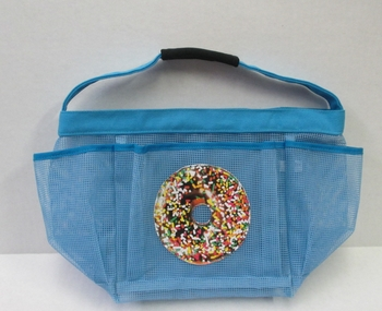 Image Donut Shower Caddy