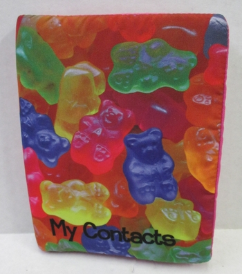 Image Gummy Bear Contact Book