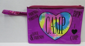 Image Camp Heart Wet Bag