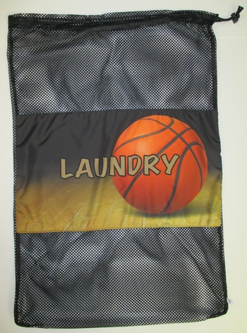 Image Basketball Net Laundry Bag