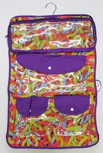 Image Gummy Worm Foldable