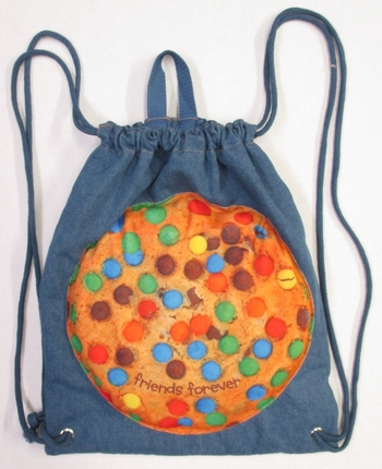 Image Denim Cookie Sling Bag