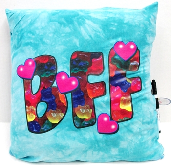 Image Best friends Forever Gummy Pillow