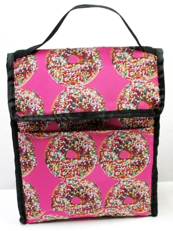 Image Lunch Bags & Make Up Cases Retail Shopping