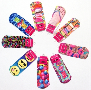 Image Sockalicious Retail Shopping  Ankle,Knee & Slipper Socks