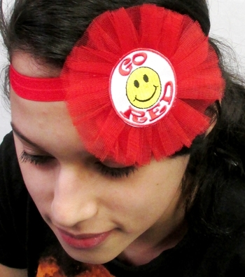 Image Bunk Junk <sup>®</sup> Color War Hair Accessories