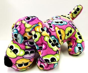Image Fuzzie Dog Pillows