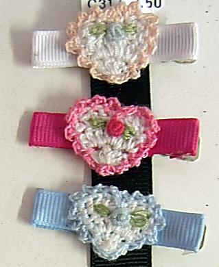 Image Crochet Clippie
