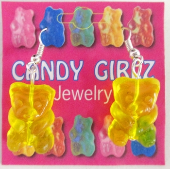 Image Gummy Bear Earrings