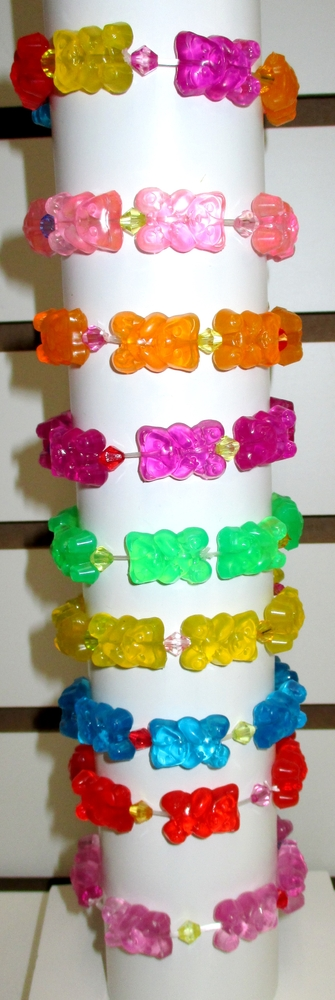 Image Gummy Bear Stretch Bracelet