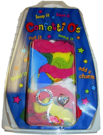 Image Confettio Blister Pack Make Your Own Jewerly
