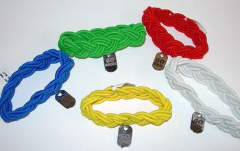 Image Elastic Sailor Bracelet With Go Charm