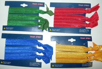 Image Camp Color Bracelet/ Pony Set