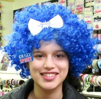 Image Color Go Pow Curly Wig