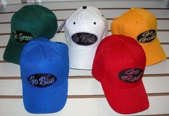 Image Oval Color War Hat