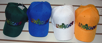 Image Live 4 Camp Hat