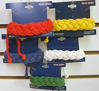 Image Cotton Color War Sailor Bracelets