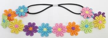 Image Daisy Headwrap