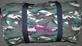 Image Camp Camoflage Duffel Bag
