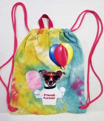 Image Jersey Friends Forever Sling Bag