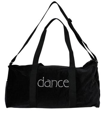 Image Black Velvet Dance Duffle
