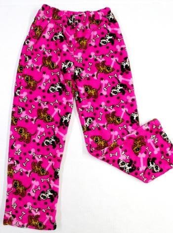 Image Pretty Puppy Fuzzie Pant