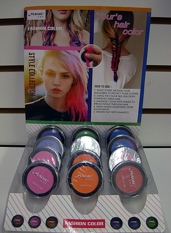 Image Hair Color Chalk