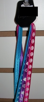 Image Elastic Printed Headbands