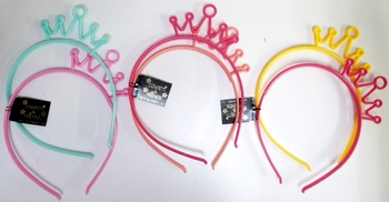 Image Crown Headband Set