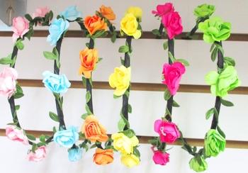 Image Floral Headband