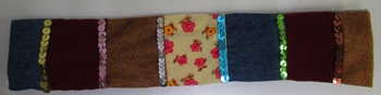 Image Multi Fabric Fall Head Wrap