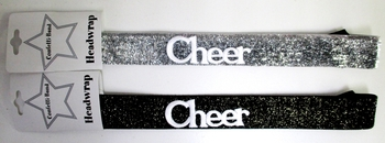 Image Glitter Cheer Headwrap