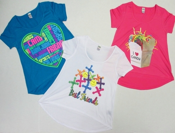 Image Girl Junk T-Shirt