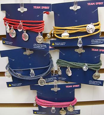 Image Camp Multi Strand Pull Tie Bracelet