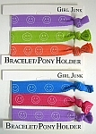 Image Smile 3 pc Bracelet/Pony Set