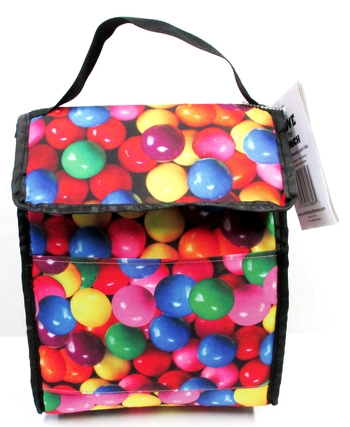 Image Gumballs Insulated lunch Bag