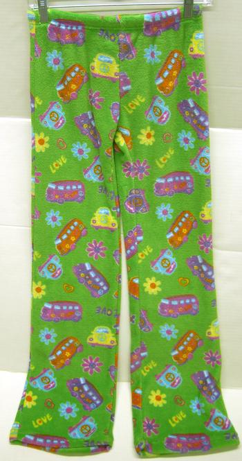 Image Cozy Green Retro Pant