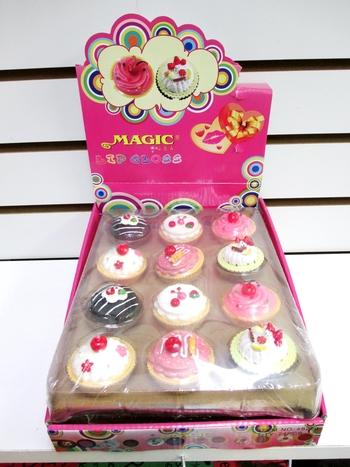 Image Cupcake Lip Gloss