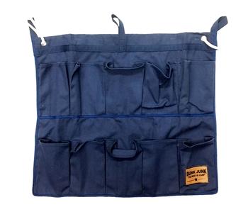 Image Navy Bunk Junk 10 Pocket Shoe Bag