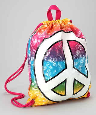 Image Rough Rainbow Sling Bag